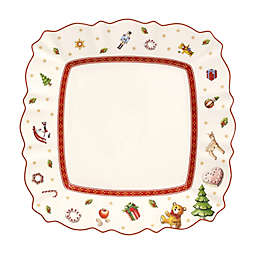 Villeroy & Boch Toy's Delight Square Salad Plate in White