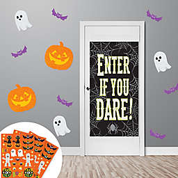 Creative Converting 49-Piece Classroom Halloween Party Decorations Kit