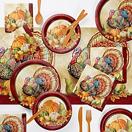 Creative Converting™ Traditional Thanksgiving 73-Piece Party Supply Kit