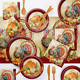 Creative Converting™ Traditions of Thanksgiving 146-Piece Party Supplies Kit
