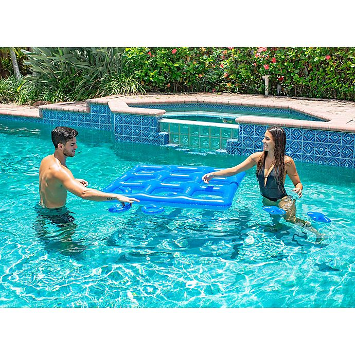Alternate image 1 for PoolCandy Floating Tic Tac Toe Pool Game