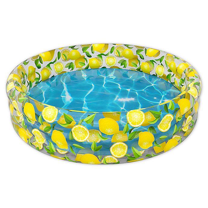 Alternate image 1 for PoolCandy Lemon Sunning Pool