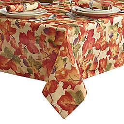 Elrene Harvest Festival 52-Inch x 70-Inch Oblong Tablecloth