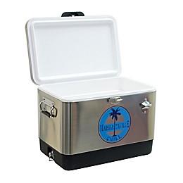 Margaritaville® 54 Qt. Stainless Steel Cooler