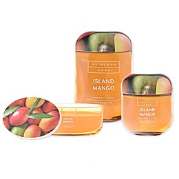 Heirloom Home Island Mango Candle Collection