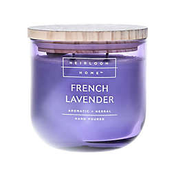 Heirloom Home™ French Lavender 14 oz. Jar Candle with Wood Lid