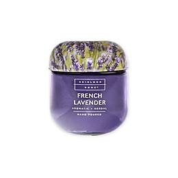 Heirloom Home French Lavender 4 oz. Jar Candle with Metal Lid