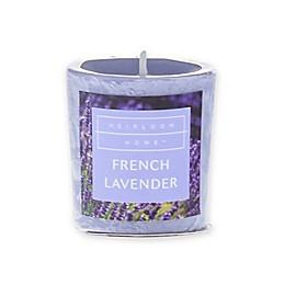 Heirloom Home French Lavender Spice 2 oz. Votive