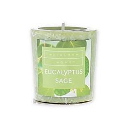 Heirloom Home Eucalyptus Sage Spice 2 oz. Votive