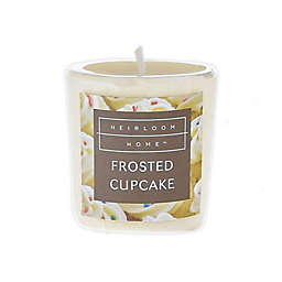 Heirloom Home™ Frosted Cupcake 2 oz. Votive