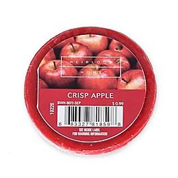 Heirloom Home Crisp Apple 3 oz. Scented Wax Melt Cubes
