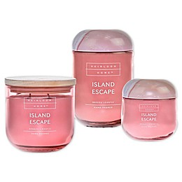 Heirloom Home Island Escape Candle Collection