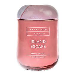 Heirloom Home™ Island Escape 24 oz. Jar Candle with Metal Lid