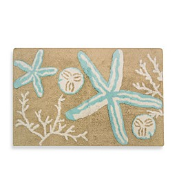 Tremiti Starfish Bath Rug