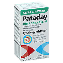 Alcon Pataday® Once Daily 0.09 fl. oz. Extra Strength Eye Allergy Itch Relief Drops