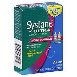 Systane® Ultra Lubricant 2-pack 0.14 fl. oz. Eye Drops