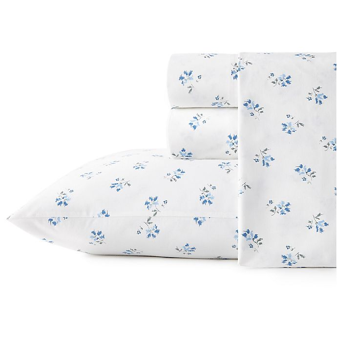 Alternate image 1 for Stone Cottage® Sketchy Ditsy Sheet Set