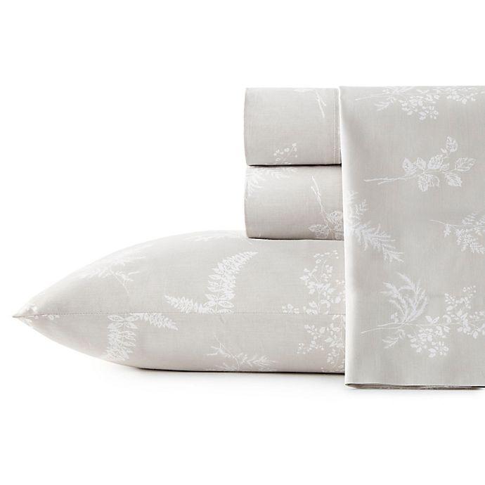 Alternate image 1 for Stone Cottage® Foliage Linen Sheet Set