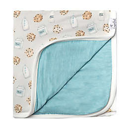 Copper Pearl 3-Layer Reversible Quilt in Chip