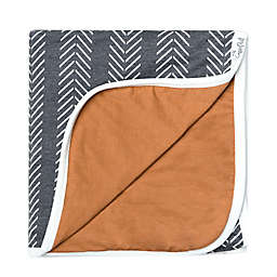 Copper Pearl 3-Layer Reversible Quilt in Canyon