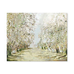 Artissimo Designs Spring Blossoms Printed Canvas Wall Art