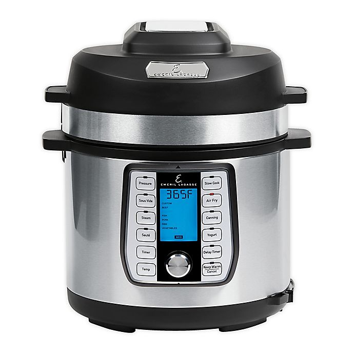 Alternate image 1 for Emeril Lagasse 6 qt. Power Air Fryer Pro