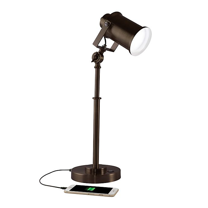 Alternate image 1 for OttLite® Restore LED Desk Lamp