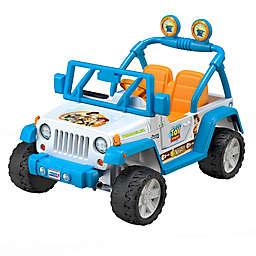 Fisher-Price® Power Wheels® Disney® Pixar Toy Story Jeep® Wrangler