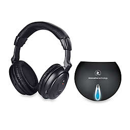 Innovative Technology™Ithw-858 Wireless Headphones with Transmitter