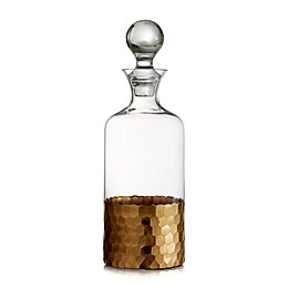 Fitz and Floyd® Daphne Decanter in Gold