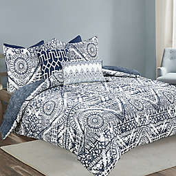 Nikki Chu Baja Reversible Comforter Set