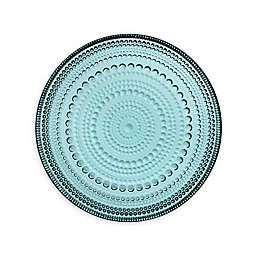 Iittala Kastehelmi Dessert Plate in Sea Blue