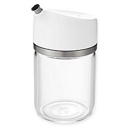 OXO Good Grips® Precision Pour Glass Soy Sauce Dispenser in White