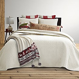 Bee & Willow™ Home Velvet Quilt Set