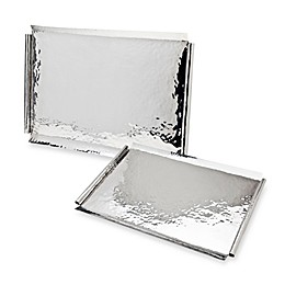Ricci® Argentieri Stainless Steel Serving Trays