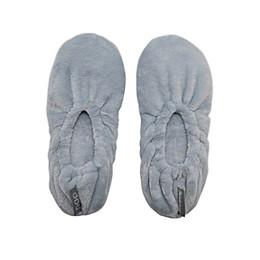 Brookstone® One Size Ultra Plush Footies