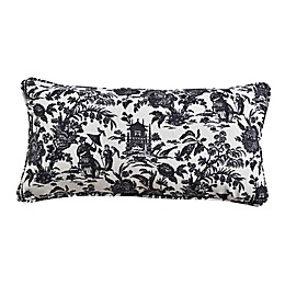One Kings Lane™ Open House Maura Lumbar Throw Pillow in Grey