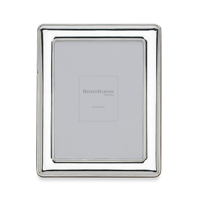 Alternate image 1 for Reed & Barton®  Regal 5-Inch x 7-Inch Picture Frame