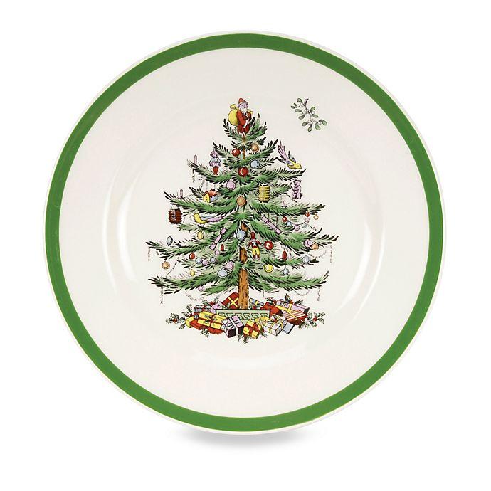 Alternate image 1 for Spode® Christmas Tree Salad Plate