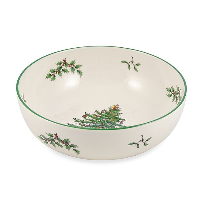 Alternate image 1 for Spode® Christmas Tree Individual Bowl