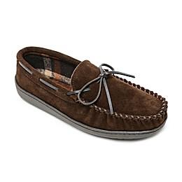 Minnetonka® Aaron Men's Trapper Slippers
