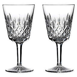 Waterford® Lismore Goblets (Set of 2)