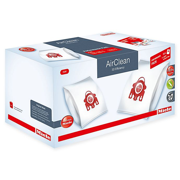 Miele COMPACT C1 /& C2 COMPLETE C1 FJM HEPA Vacuum Cleaner 5 Bags Filter Pack