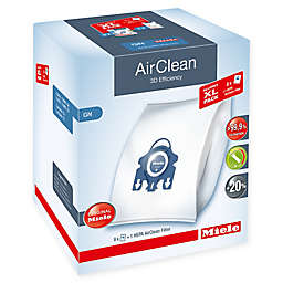 Miele 9-Piece 3D Efficiency AirClean Allergy XL Type GN Bag and HEPA Filter Pack