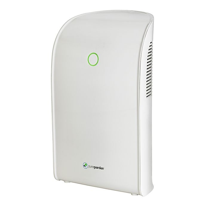 Alternate image 1 for PureGuardian® 42 oz. Small Space Dehumidifier in White