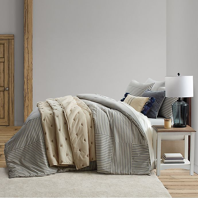 Alternate image 1 for Bee & Willow™ Home Embroidered Coverlet