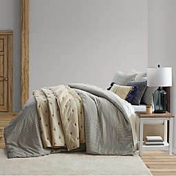 Bee & Willow™ Home Embroidered King Coverlet in Cream