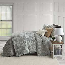 Bee & Willow™ Home Ditsy Floral King Coverlet in Blue