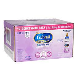 Enfamil™ NeuroPro™ Gentlease® 12-Pack 8 fl. oz. Ready-To-Use Infant Formula Bottles
