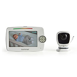 Summer Infant LookOut 5-Inch Color Video Baby Monitor with Camera